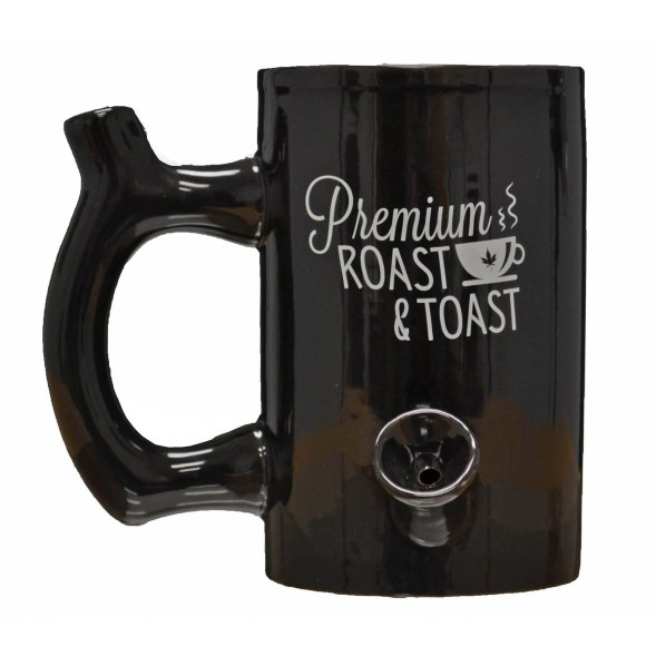 Smoke Espresso - 2 In 1 Roast and Toast Mug