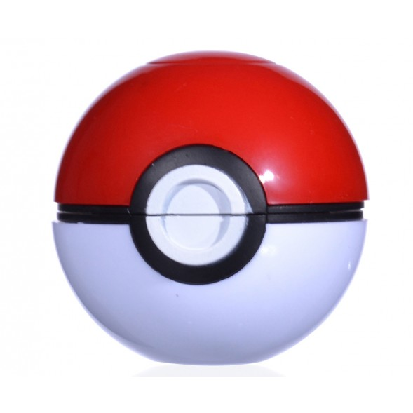 Pokemon Inspired 3 Part Cute Ball Shaped Grinder - Gift Boxed