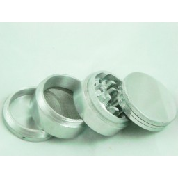 "Medium 4 pc 2"" Aluminum grinder"