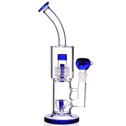 "12"" Inline ShowerHead Perc to Domed Stereo Matrix Perc"