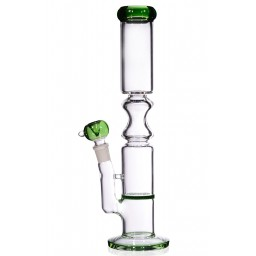 "14"" Hour Glass Neck Honeycomb - Green"