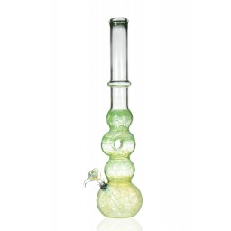 "20"" The Grand Lux Water Pipe - Fumed - Green"