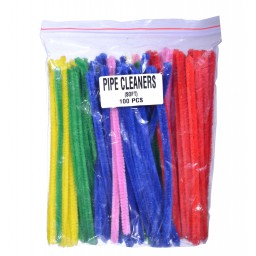 Pipe Cleaner 100 Count - Tapered Soft