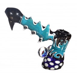 "7"" Shark Attack - Hammer Bubbler"