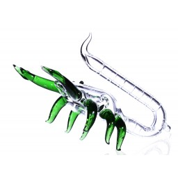 "8"" Scorpion Animal Glass Pipe with Large Stinger"