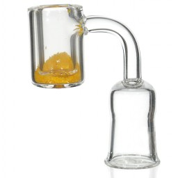 Smoking Accessories Bong Accessories -19mm Female Quartz ThermoChromic Banger - Color Changing Quartz Banger