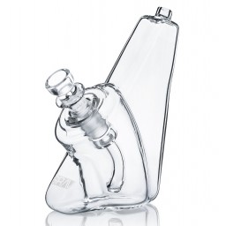 Twisted Smoke - Grav® - Wedge Bubbler